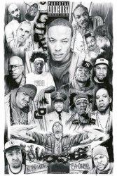 Bogowie Rapu - Rap Gods 2 - plakat