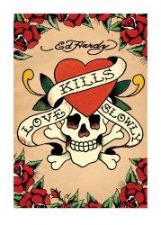 Ed Hardy (Love Kills Slowly) - reprodukcja
