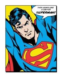 Superman (Looks Like A Job For) - reprodukcja
