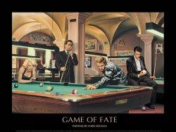 Monroe, Dean, Presley (Chris Consani) - reprodukcja