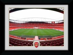 Arsenal Emirates - obraz w ramie