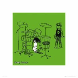 Bunny Suicides Drum - reprodukcja