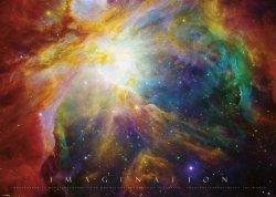 Wyobraźnia (Nebula) - plakat