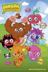 Moshi Monsters Group - plakat
