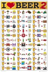 I Love Beer 2 - plakat
