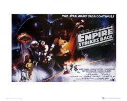 Star Wars Empire Strikes Back - reprodukcja