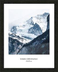 Ramka drewniana 24x30 cm