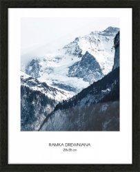 Ramka drewniana 28x35 cm