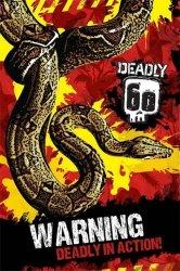Zabójcze zwierzęta - Warning - plakat