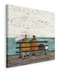 Picnic Time Approacheth - Obraz na płótnie