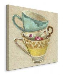 3 Cups - Obraz na płótnie