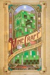 Minecraft Computronic - plakat