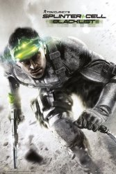 Splinter Cell Cover - plakat