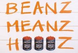 Obraz na drewnie - Heinz (Beanz Meanz Heinz)