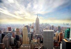 Fototapeta ścienna -  Manhattan, New York  366x254 cm