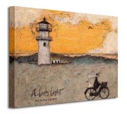 A Lovely Light, Nantucket - Obraz na płótnie