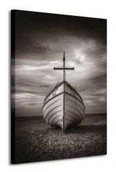 Obraz na płótnie - In God We Trust - 80x60cm