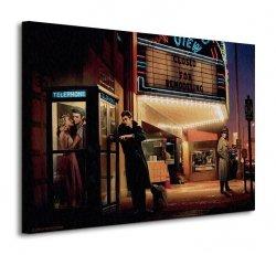 Obraz na płótnie - Midnight Matinee - 80x60cm