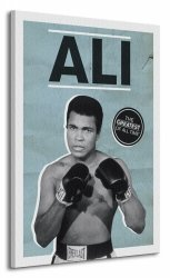 Obraz na płótnie - Muhammad Ali (Greatest)