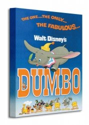 Obraz do salonu - Dumbo (The Fabulous)