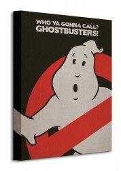 Ghostbusters (Logo) - Obraz na płótnie