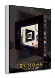Obraz na płótnie - Pink Floyd (Echoes) - 30x40cm