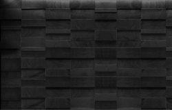 Fototapeta ścienna - Ciemny Kamień - Ściana z kamienia - 315x232cm