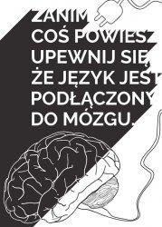 Myśl - plakat