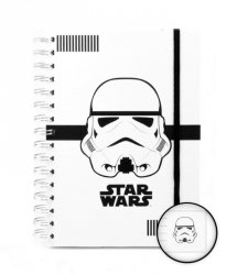 Star Wars (Stormtrooper) - notes