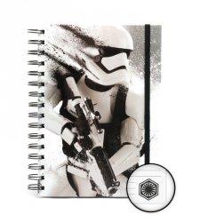 Star Wars 7 Stormtrooper - notes