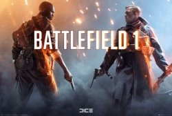 Battlefield 1 - plakat
