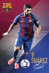FC Barcelona Luis Suarez - plakat