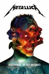 Metallica Hardwired Album - plakat