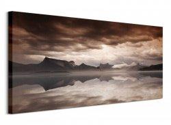 Island Reflections - Obraz na płótnie
