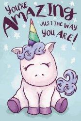 Unicorn Amazing  - plakat
