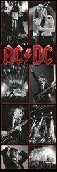 AC/DC Live Montage - plakat