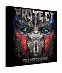 Transformers The Last Knight Protect - obraz na płótnie