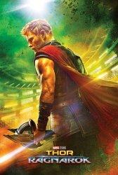 Thor Ragnarok (Teaser) - plakat z filmu