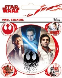 Star Wars The Last Jedi (Rebels) - naklejki