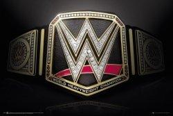 WWE Logo - plakat