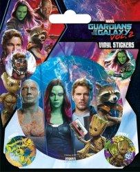 Strażnicy Galaktyki Vol. 2 - naklejki