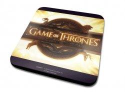 Game of Thrones Opening Logo - podstawka pod kubek