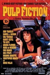 Pulp Fiction (Cover) - plakat
