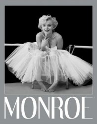 Marilyn Monroe (Ballerina - Silver Ink Border) - plakat