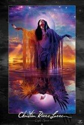 Lassen Eagle Spirit - plakat
