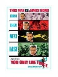 James Bond (You Only Live Twice Teaser) - reprodukcja