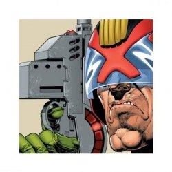 Judge Dredd (2000 Ad) - reprodukcja