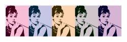 Audrey Hepburn (Cigarello) - reprodukcja