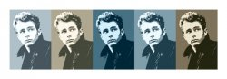 James Dean (Jacket) - reprodukcja