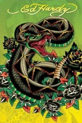 Snake - plakat